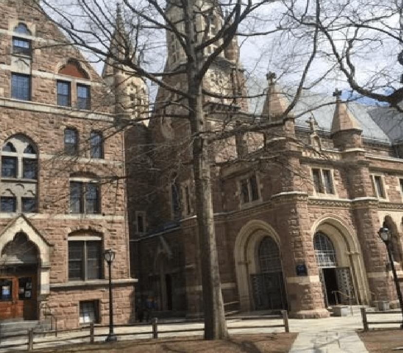 Campamento Universidad de Yale