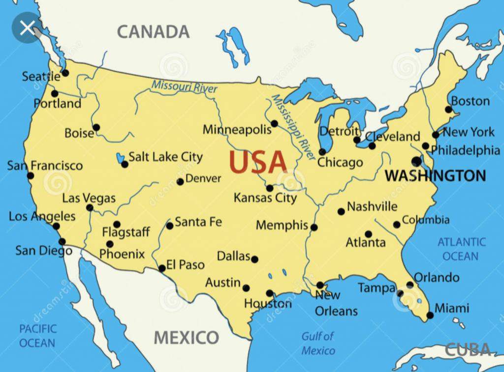 Cursos de inglés en EEUU