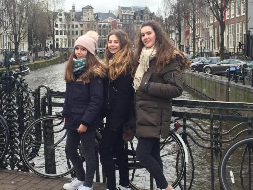 Por los canales de Amsterdam con eeagency